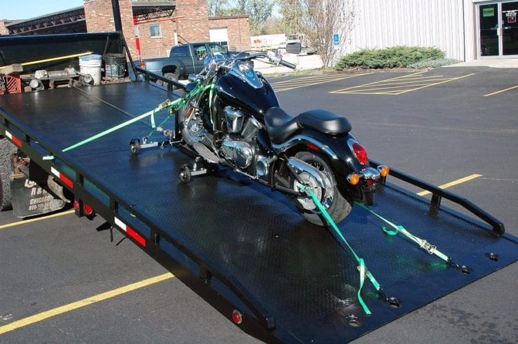 Motorcycle Towing NYC
